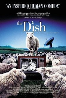 Movie poster for the film The Dish